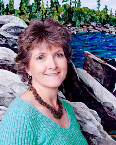 Cynthia England Quilt Teacher