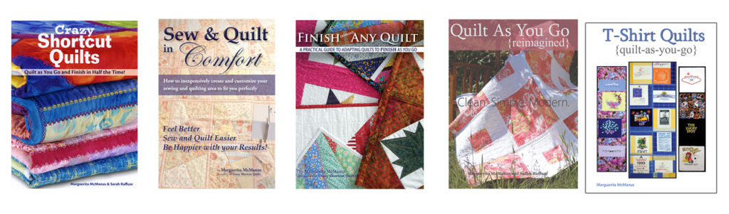 Clean Quilt As You Go Reimagined Simple Modern.